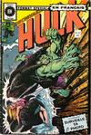 Cover for L' Incroyable Hulk (Editions Héritage, 1968 series) #55