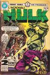 Cover for L' Incroyable Hulk (Editions Héritage, 1968 series) #78/79