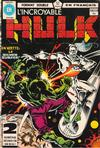 Cover for L' Incroyable Hulk (Editions Héritage, 1968 series) #108/109