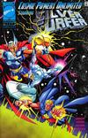 Cover for Cosmic Powers Unlimited (Marvel, 1995 series) #4