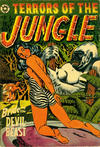 Cover for Terrors of the Jungle (Star Publications, 1953 series) #7