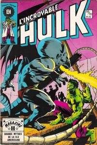 Cover Thumbnail for L' Incroyable Hulk (Editions Héritage, 1968 series) #150/151