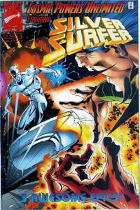 Cover Thumbnail for Cosmic Powers Unlimited (Marvel, 1995 series) #3
