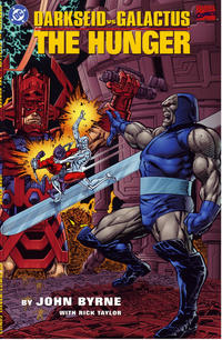 Cover Thumbnail for Darkseid vs. Galactus: The Hunger (DC / Marvel, 1995 series)