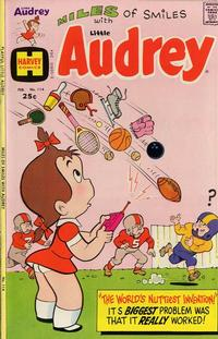 Cover Thumbnail for Playful Little Audrey (Harvey, 1957 series) #114