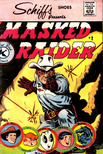 Cover for Masked Raider (Charlton, 1959 series) #2