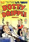 Cover for Dotty Dripple (Harvey, 1946 series) #13