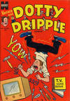 Cover for Horace & Dotty Dripple (Harvey, 1952 series) #33