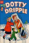 Cover for Horace & Dotty Dripple (Harvey, 1952 series) #34