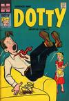 Cover for Horace & Dotty Dripple (Harvey, 1952 series) #40
