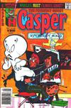 Cover for Casper the Friendly Ghost (Harvey, 1990 series) #256