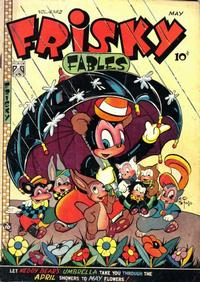 Cover Thumbnail for Frisky Fables (Novelty / Premium / Curtis, 1945 series) #v4#2 [29]