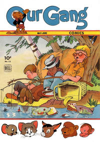 Cover Thumbnail for Our Gang Comics (Dell, 1942 series) #11