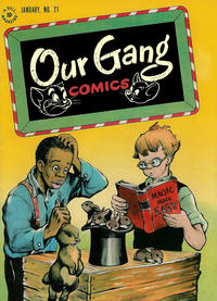 Cover Thumbnail for Our Gang Comics (Dell, 1942 series) #21