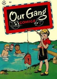 Cover Thumbnail for Our Gang Comics (Dell, 1942 series) #24