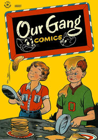 Cover for Our Gang Comics (Dell, 1942 series) #25