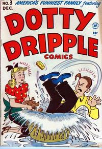 Cover Thumbnail for Dotty Dripple (Harvey, 1946 series) #3