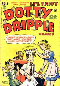 Cover Thumbnail for Dotty Dripple (Harvey, 1946 series) #9