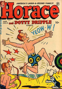 Cover Thumbnail for Horace & Dotty Dripple (Harvey, 1952 series) #31