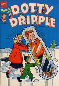 Cover Thumbnail for Horace & Dotty Dripple (Harvey, 1952 series) #34
