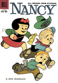 Cover Thumbnail for Nancy (Dell, 1957 series) #162