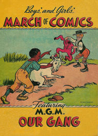 Cover Thumbnail for March of Comics (Western, 1946 series) #[3]