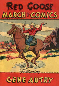 Cover Thumbnail for March of Comics (Western, 1946 series) #25