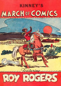 Cover Thumbnail for March of Comics (Western, 1946 series) #35