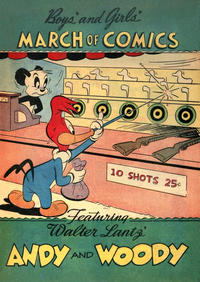Cover Thumbnail for March of Comics (Western, 1946 series) #76