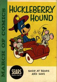 Cover Thumbnail for March of Comics (Western, 1946 series) #199