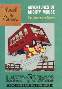 Cover Thumbnail for March of Comics (Western, 1946 series) #237