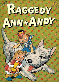 Cover for Raggedy Ann and Andy (1946 series) #5