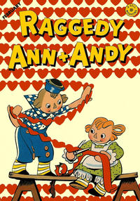 Cover Thumbnail for Raggedy Ann and Andy (Dell, 1946 series) #9