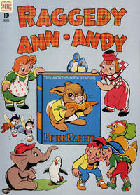 Cover Thumbnail for Raggedy Ann and Andy (Dell, 1946 series) #23