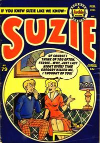 Cover Thumbnail for Suzie Comics (Archie, 1945 series) #79