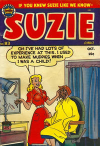 Cover Thumbnail for Suzie Comics (Archie, 1945 series) #83