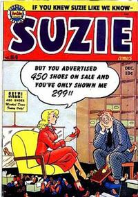 Cover Thumbnail for Suzie Comics (Archie, 1945 series) #84
