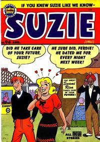 Cover Thumbnail for Suzie Comics (Archie, 1945 series) #94