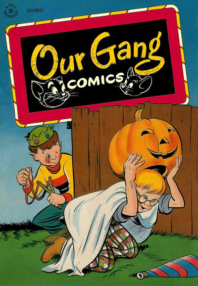 Cover for Our Gang Comics (Dell, 1942 series) #28