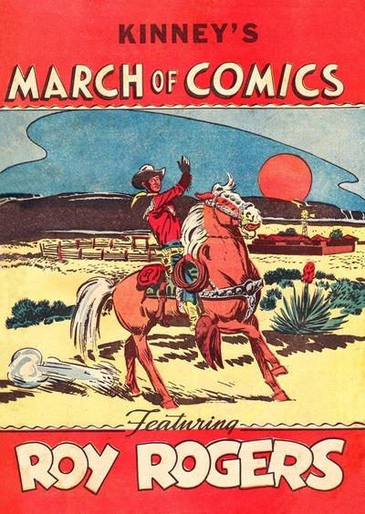 Cover for March of Comics (1946 series) #35