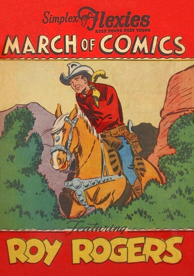 Cover for March of Comics (Western, 1946 series) #62