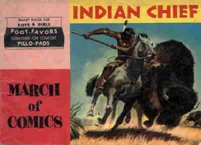 Cover for March of Comics (Western, 1946 series) #110