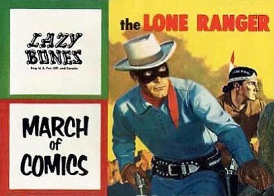 Cover for March of Comics (Western, 1946 series) #165
