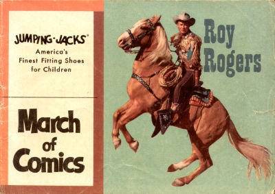 Cover for March of Comics (Western, 1946 series) #176