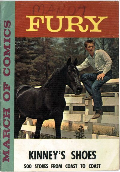Cover for March of Comics (Western, 1946 series) #200