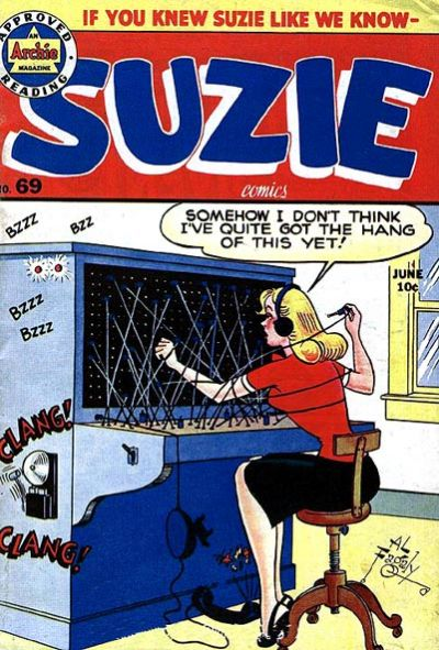 Cover for Suzie Comics (Archie, 1945 series) #69