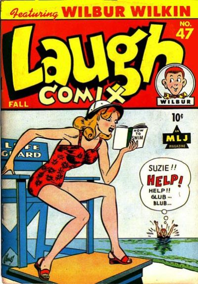 Cover for Laugh Comix (Archie, 1944 series) #47