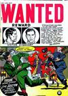 Wanted Comics #9