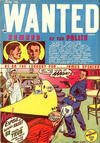 Cover for Wanted Comics (Orbit-Wanted, 1947 series) #13