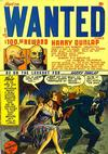 Cover for Wanted Comics (Orbit-Wanted, 1947 series) #15